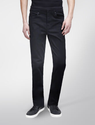 CALVIN KLEIN FEATHER GREY BODY JEANS