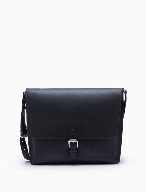 CALVIN KLEIN EDGED MESSENGER BAG