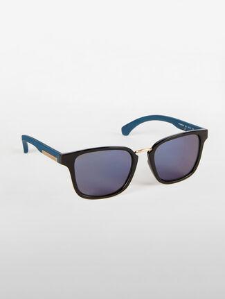 CALVIN KLEIN WAYFARER-INSPIRED 太陽眼鏡