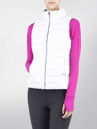 CALVIN KLEIN LIGHT DOWN VEST