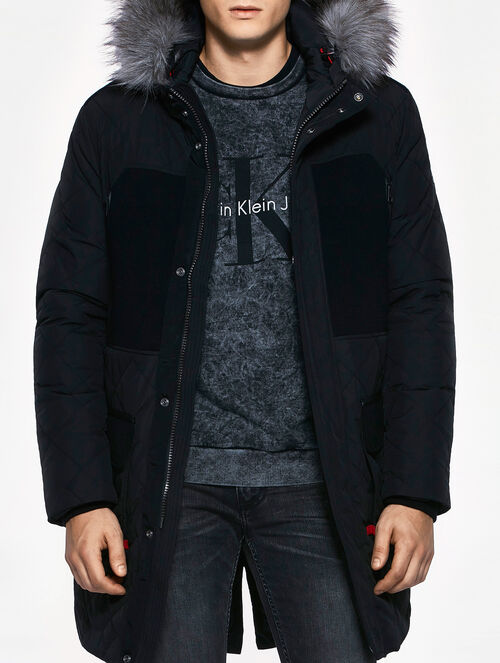 CALVIN KLEIN ORDIC QUILTED DOWN JACKET