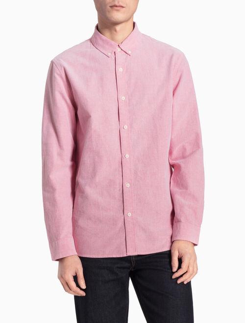 CALVIN KLEIN WILBENS 襯衫(一般版型)