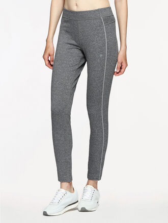 CALVIN KLEIN SLIM TERRY SWEAT PANTS