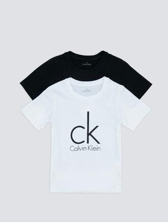 CALVIN KLEIN MODERN COTTON TEE 2 PACK