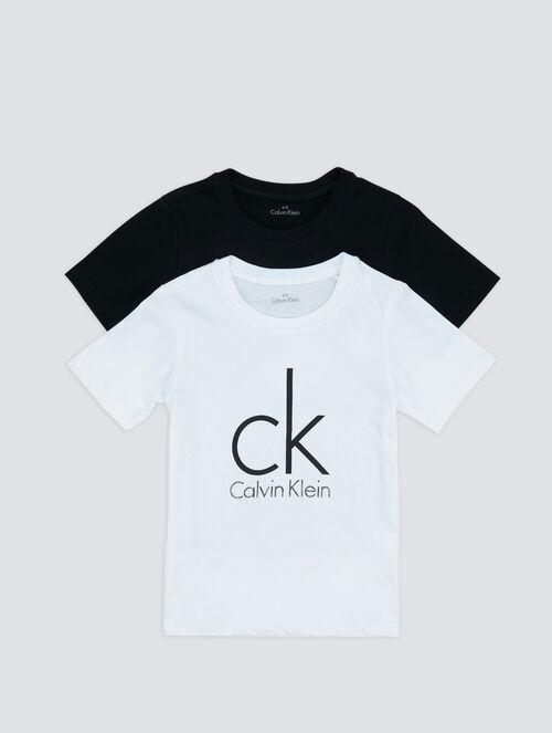 CALVIN KLEIN MODERN COTTON 上衣 2 件組