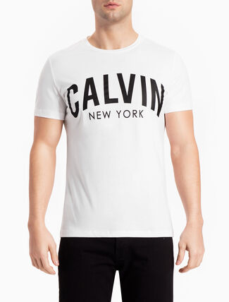 CALVIN KLEIN TIBOKOY 슬림핏 티셔츠