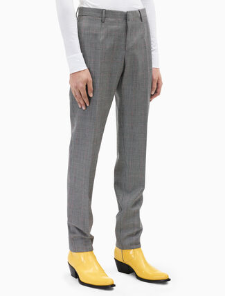 CALVIN KLEIN classic straight leg pant