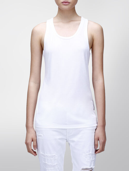 CALVIN KLEIN FASHION ANK TOP