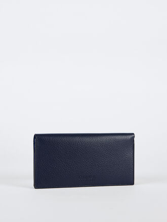 CALVIN KLEIN MENS CLASSIC WALLETS LONG FLAP WALLET