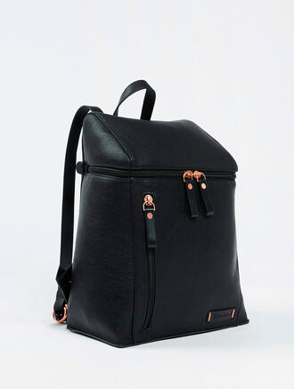 CALVIN KLEIN ULTRA LIGHT SHANNON SQUARE CITY BACKPACK
