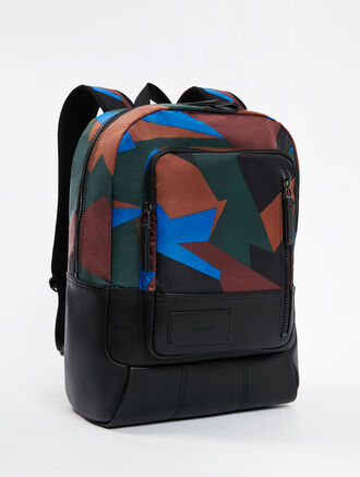 CALVIN KLEIN TECH CAMPUS BACKPACK