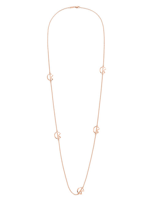 CALVIN KLEIN LEAGUE LONG NECKLACE