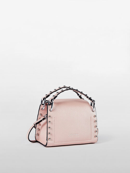 CALVIN KLEIN CONTOURED CROSSBODY WITH STUDS