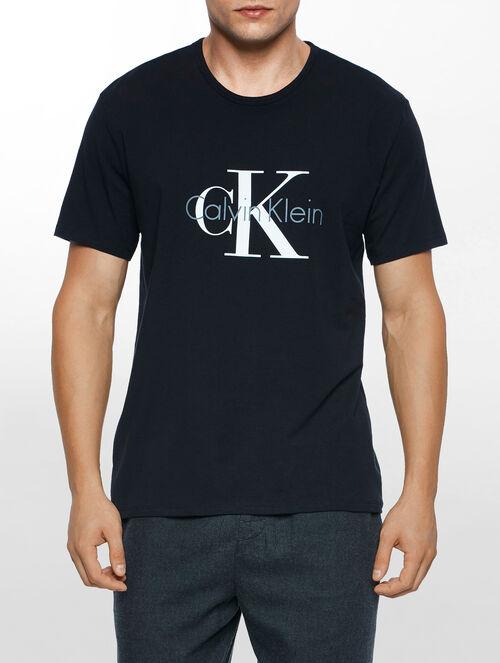 CALVIN KLEIN CK ONE ORIGINS CREWNECK T-SHIRT