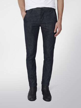 CALVIN KLEIN FASHION DENIM CHINO PANTS