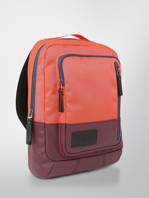 CALVIN KLEIN TECH NYLON SLIM BACKPACK
