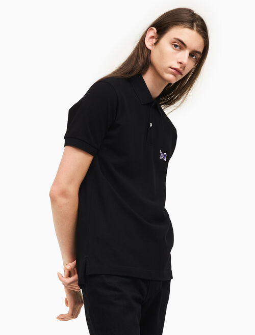 CALVIN KLEIN classic short sleeve polo shirt