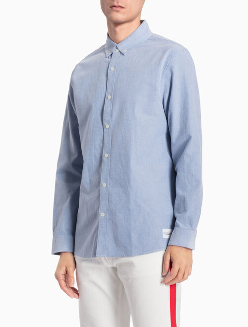 CALVIN KLEIN WILBENS REGULAR-FIT SHIRT