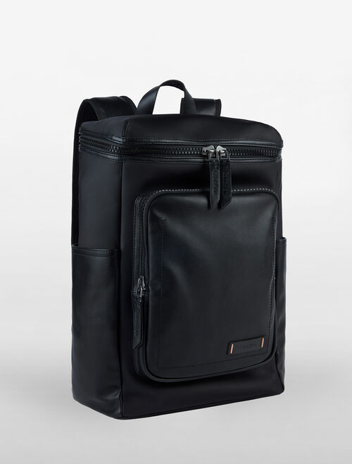 CALVIN KLEIN BOND NYLON ZIP AROUND BACKPACK