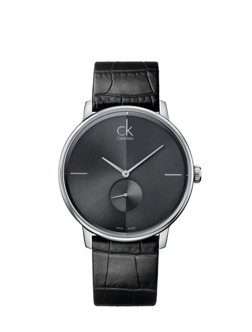 CALVIN KLEIN accent WATCH