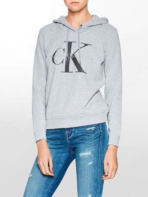 CALVIN KLEIN HONOR TRUE ICON LONG SLEEVES SWEATER