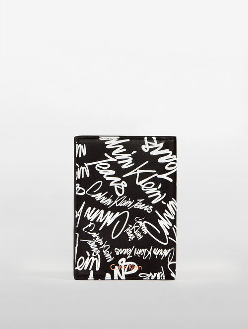 CALVIN KLEIN PASSPORT CASE