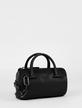 CALVIN KLEIN SMALL CIRCLE DUFFLE