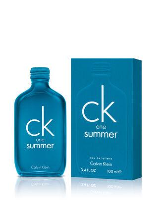 CALVIN KLEIN Ck one summer edt spray 100ml