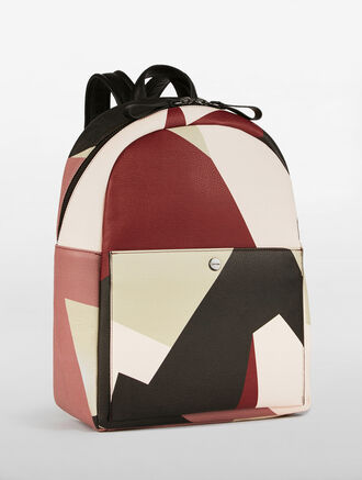 CALVIN KLEIN METRO ROUND TOP BACKPACK