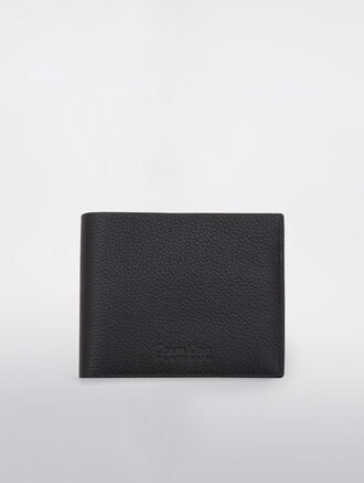 CALVIN KLEIN CLASSIC BILLFOLD WITH COIN CASE
