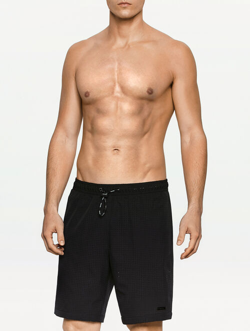 CALVIN KLEIN CUTTING EDGE SWIM SHORTS