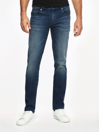 CALVIN KLEIN BODY SODA BLUE-MID WASH BODY JEANS