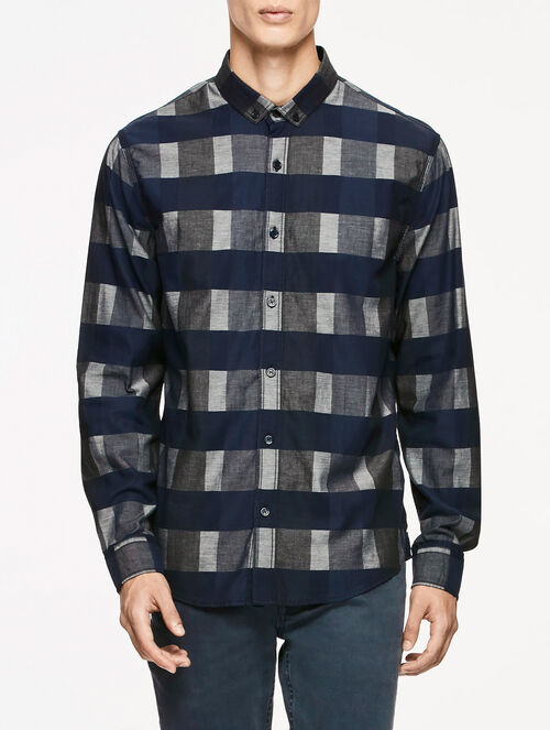 CALVIN KLEIN ERTIS CHECKER SHIRT