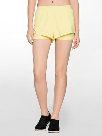 CALVIN KLEIN LIGHT WEIGHT SHORTS