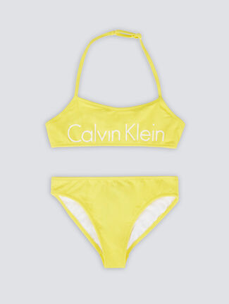 CALVIN KLEIN GIRLS CORE PLACED LOGO BAN