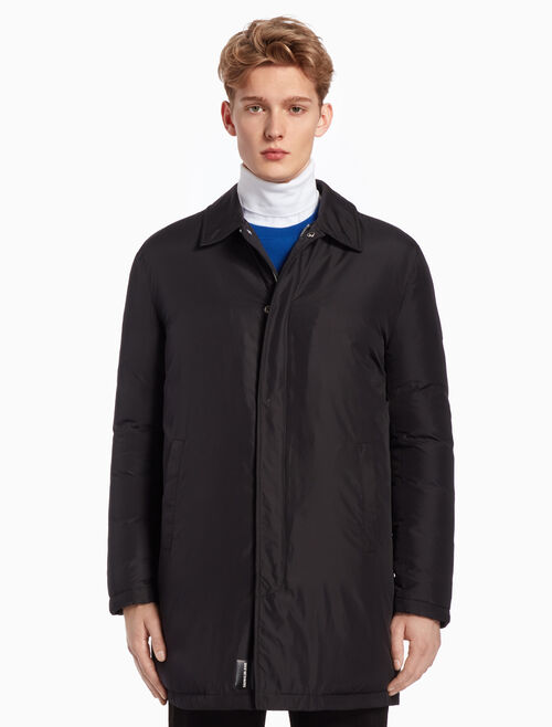 CALVIN KLEIN DOWN MAC JACKET