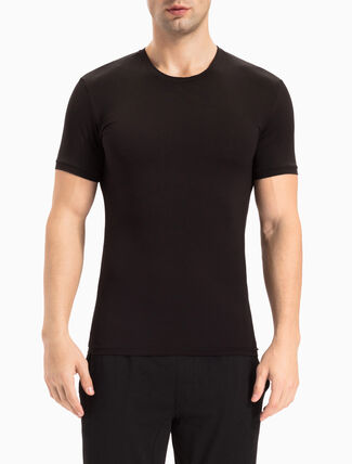 CALVIN KLEIN WEIGHTLESS MICRO CREW  NECK T-SHIRT