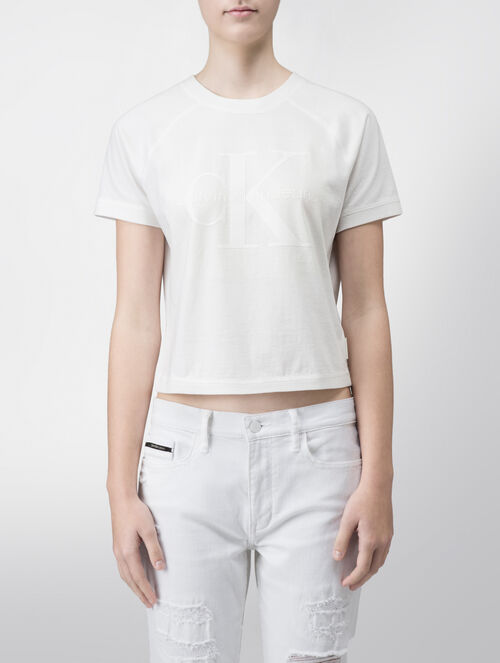 CALVIN KLEIN BABY TEE - LIMITED EDITION CAPSULE