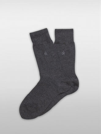 CALVIN KLEIN 3 PACKS COMBED FLAT KNIT