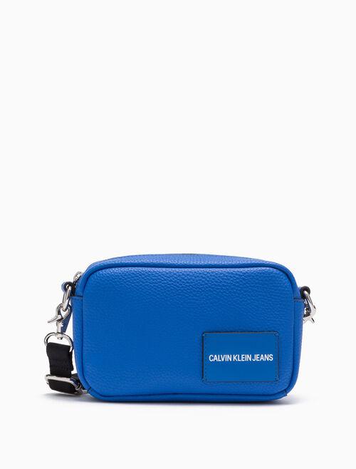 CALVIN KLEIN Pebble Essentials Camera Bag