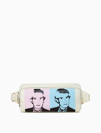 CALVIN KLEIN Warhol Portrait Sling Bag