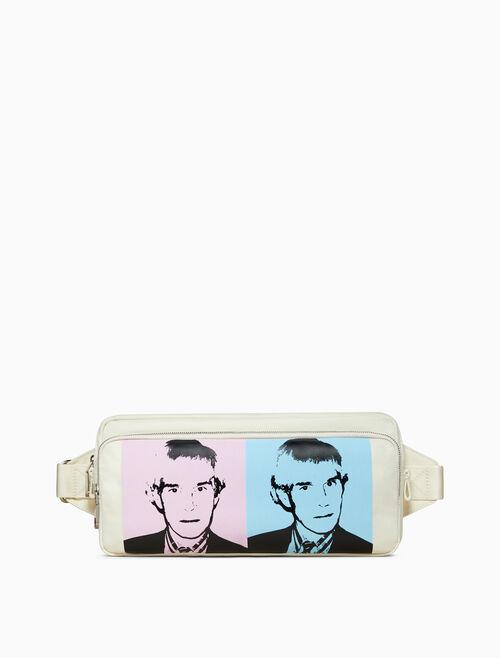 CALVIN KLEIN Warhol Portrait 斜背包
