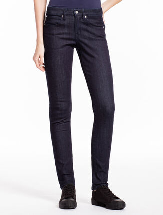 CALVIN KLEIN AIRY RINSE STRAIGHT BODY JEANS