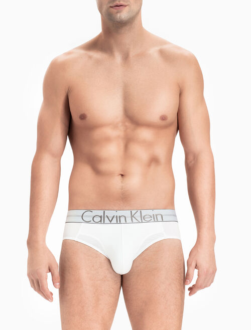 CALVIN KLEIN FOCUSED FIT COTTON HIP BRIEF