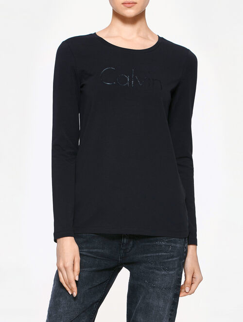 CALVIN KLEIN TAMIA 3 SLIM FIT T-SHIRT
