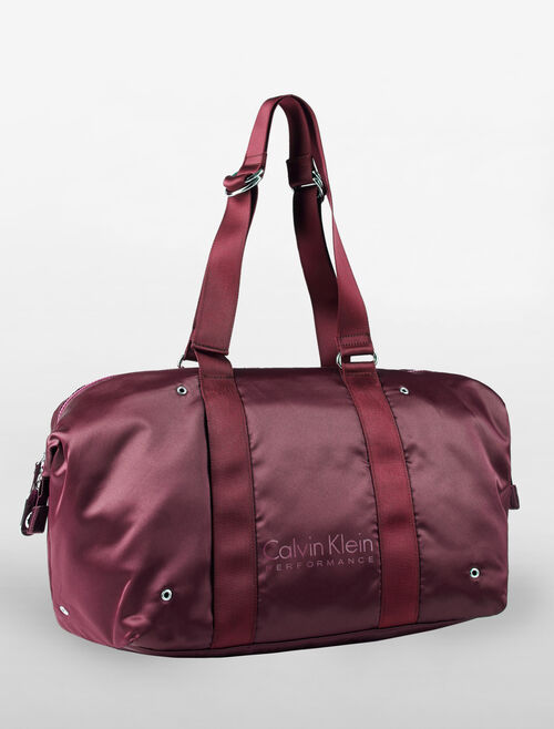 CALVIN KLEIN CARRY ALL DUFFLE