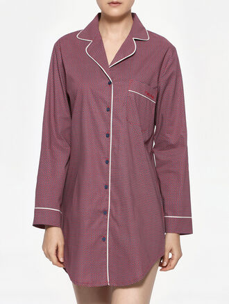 CALVIN KLEIN COTTON NIGHTSHIRT