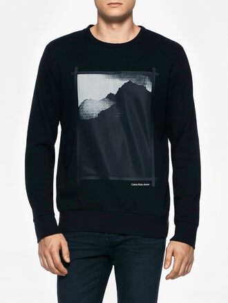 CALVIN KLEIN HARK 2 LONG SLEEVES SWEATER