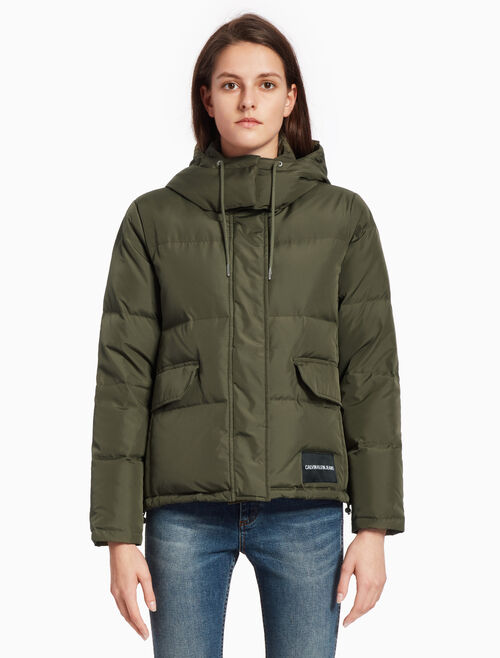 CALVIN KLEIN LIGHTWEIGHT DOWN JACKET