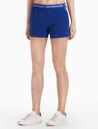 CALVIN KLEIN Logo Waistband Shorts